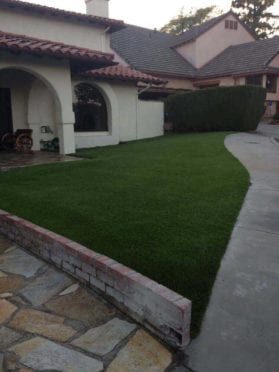 Artificial Turf: 72oz