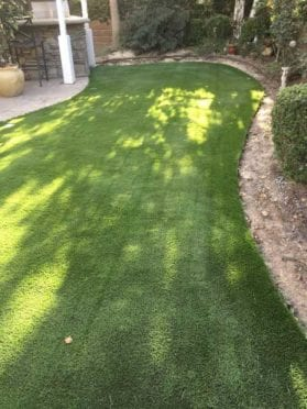 Artificial Turf: Pet Friendly 86oz