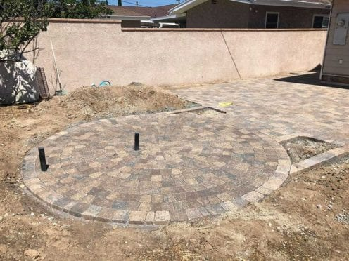 Circles: Belgard Bella Circle Kit