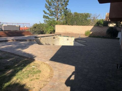 Belgard Bella Pool Deck
