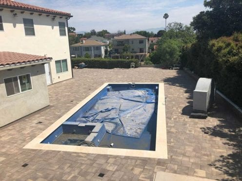 Belgard Catalina Avingon Pool Deck