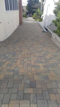 Orco Paver Driveway