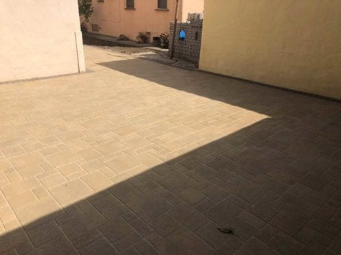 Orco Pavers Patio