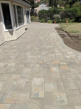 Belgard Catalina Pavers Victorian Color