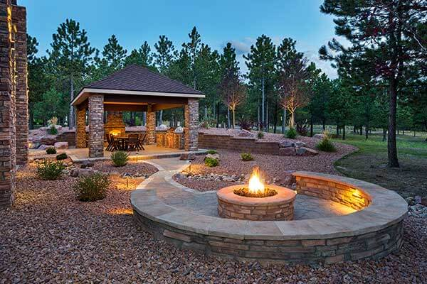 Fire Pits Paving
