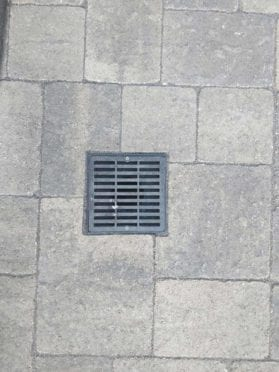 Drains: Regular Squared Drain