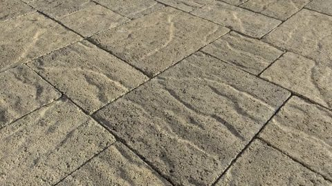 sand stone interlocking pavers