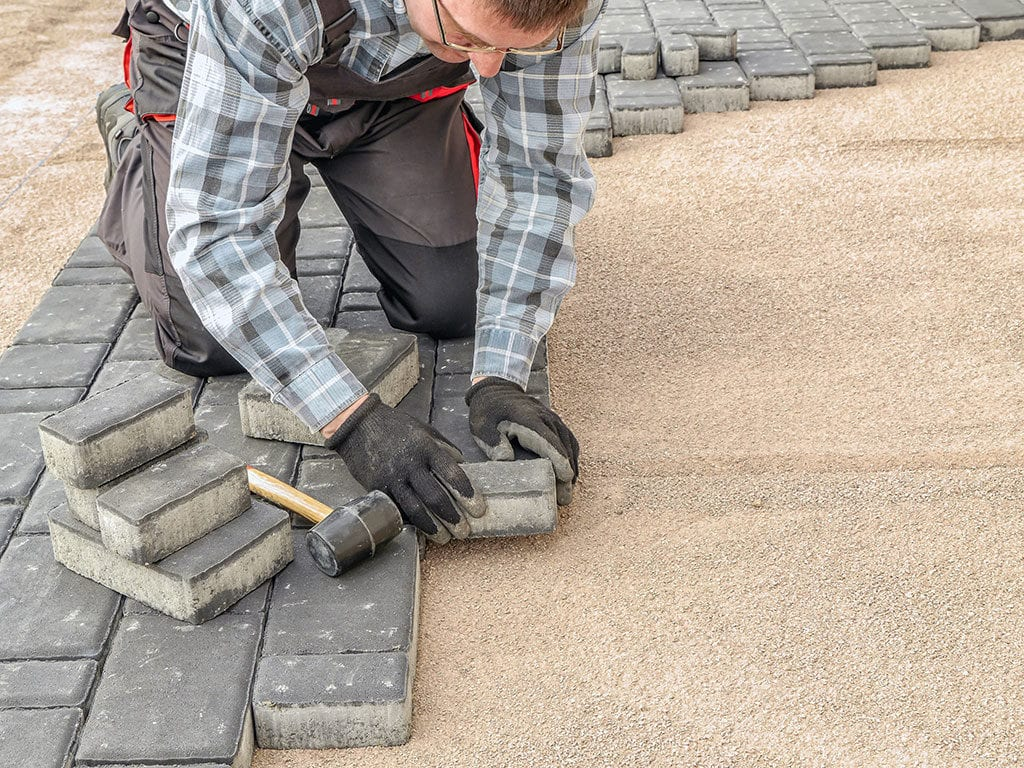 Paving contractor in Los Angeles