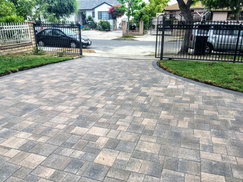 Driveway Permeable Pavers