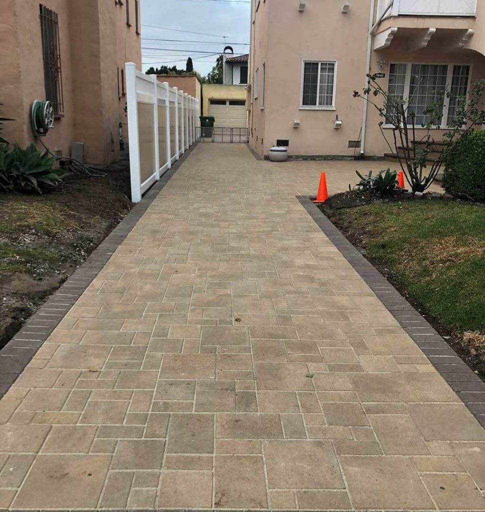 Orco Pavers Driveway