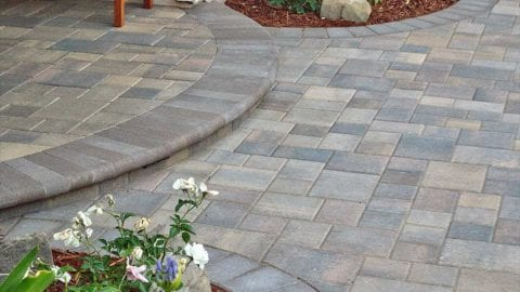Angelus Pavers Close Up